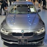 2016 BMW 3 Series face at 2015 Thai Motor Expo
