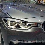2016 BMW 3 Series headlights at 2015 Thai Motor Expo