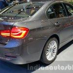 2016 BMW 3 Series rear three quarters close at 2015 Thai Motor Expo