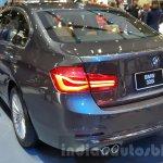 2016 BMW 3 Series rear three quarters left at 2015 Thai Motor Expo