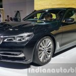 2016 BMW 7 Series front three quarters view at 2015 Thai Motor Expo