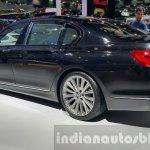 2016 BMW 7 Series rear three quarter at 2015 Thai Motor Expo