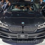 2016 BMW 7 Series front at 2015 Thai Motor Expo