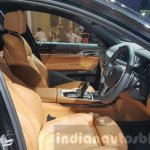 2016 BMW 7 Series front seats at 2015 Thai Motor Expo