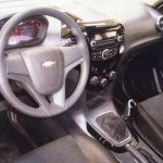 2016 Chevrolet Niva production spec interior leaks ou