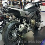 2016 Honda CB500F rear quarter at the 2015 Thailand Motor Expo