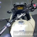 2016 Honda CB500X handlebar at the 2015 Thailand Motor Expo
