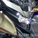2016 Honda CB500X head lamp at the 2015 Thailand Motor Expo