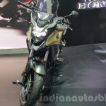 2016 Honda CB500X windscreen at the 2015 Thailand Motor Expo
