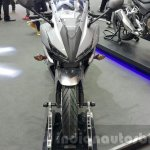 2016 Honda CBR500R front at the 2015 Thailand Motor Expo