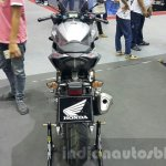 2016 Honda CBR500R rear at the 2015 Thailand Motor Expo