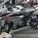 2016 Honda CBR500R side at the 2015 Thailand Motor Expo