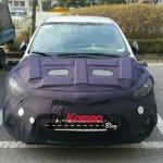 2016 Kia Forte Koup (facelift) front spy shot