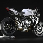 2016 MV Agusta Brutale 800 white and black unveiled
