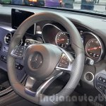 2016 Mercedes-Benz GLC cabin driver side at 2015 Thai Motor Expo