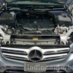 2016 Mercedes-Benz GLC engine bay at 2015 Thai Motor Expo
