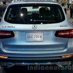 2016 Mercedes-Benz GLC rear at 2015 Thai Motor Expo