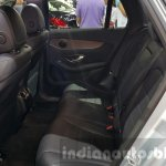 2016 Mercedes-Benz GLC rear seat at 2015 Thai Motor Expo