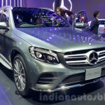 2016 Mercedes-Benz GLC right front three quarters at 2015 Thai Motor Expo