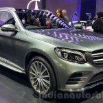 2016 Mercedes-Benz GLC right front three quarters far at 2015 Thai Motor Expo