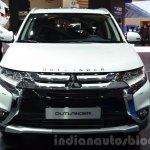 2016 Mitsubishi Outlander face at 2015 Frankfurt Motor Show