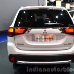 2016 Mitsubishi Outlander rear at 2015 Frankfurt Motor Show