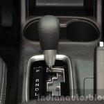 2016 Mitsubishi Outlander shifter at 2015 Frankfurt Motor Show
