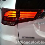 2016 Mitsubishi Outlander tail lights at 2015 Frankfurt Motor Show