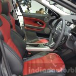 2016 Range Rover Evoque cabin at 2015 Thai Motor Expo