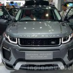 2016 Range Rover Evoque face at 2015 Thai Motor Expo