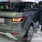 2016 Range Rover Evoque rear three quarter at 2015 Thai Motor Expo