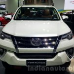 2016 Toyota Fortuner front at 2015 Thailand Motor Expo