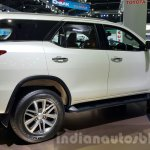 2016 Toyota Fortuner window line at 2015 Thailand Motor Expo