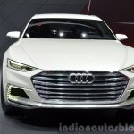 Audi Prologue Allroad Concept face at 2015 Shanghai Auto Show