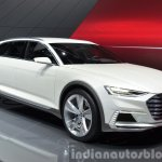 Audi Prologue Allroad Concept front three quarters close  at 2015 Shanghai Auto Show