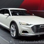 Audi Prologue Allroad Concept front three quarters right 1 at 2015 Shanghai Auto Show
