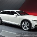 Audi Prologue Allroad Concept front three quarters right at 2015 Shanghai Auto Show