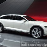Audi Prologue Allroad Concept front three quarters right far  at 2015 Shanghai Auto Show