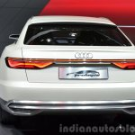 Audi Prologue Allroad Concept rear fascia at 2015 Shanghai Auto Show