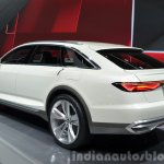 Audi Prologue Allroad Concept rear three quarters at 2015 Shanghai Auto Show