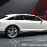 Audi Prologue Allroad Concept rear three quarters far at 2015 Shanghai Auto Show