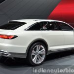 Audi Prologue Allroad Concept rear three quarters right 1at 2015 Shanghai Auto Show