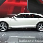 Audi Prologue Allroad Concept side at 2015 Shanghai Auto Show