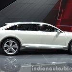 Audi Prologue Allroad Concept side far at 2015 Shanghai Auto Show