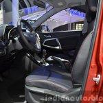 Chery Tiggo 5 1.5T cabin far at the 2015 Shanghai Auto Show