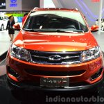Chery Tiggo 5 1.5T face at the 2015 Shanghai Auto Show