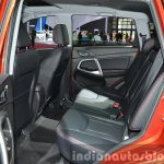 Chery Tiggo 5 1.5T rear seats at the 2015 Shanghai Auto Show