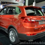 Chery Tiggo 5 1.5T rear three quarters at the 2015 Shanghai Auto Show