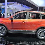 Chery Tiggo 5 1.5T side at the 2015 Shanghai Auto Show