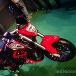 DSK Benelli TNT 25 red front launched in India
